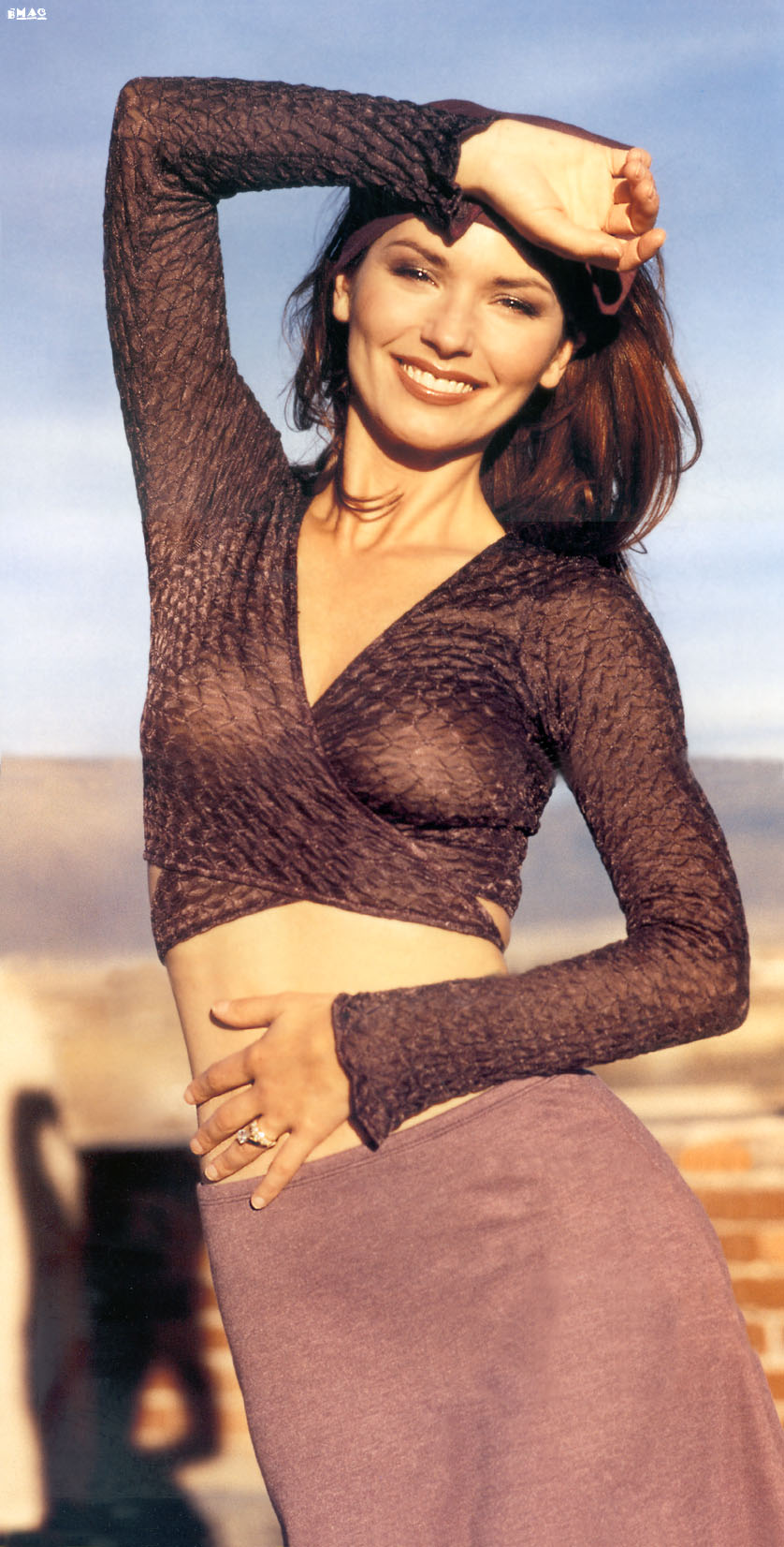 Fotos de desnudos de Shania Twain filtradas en internet